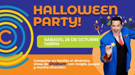 Halloween Party en Céntrico