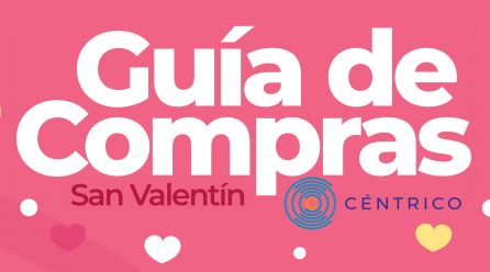 Guía de Compras: San Valentín